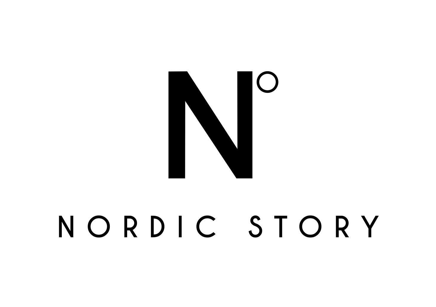 Nordic Story logodesign