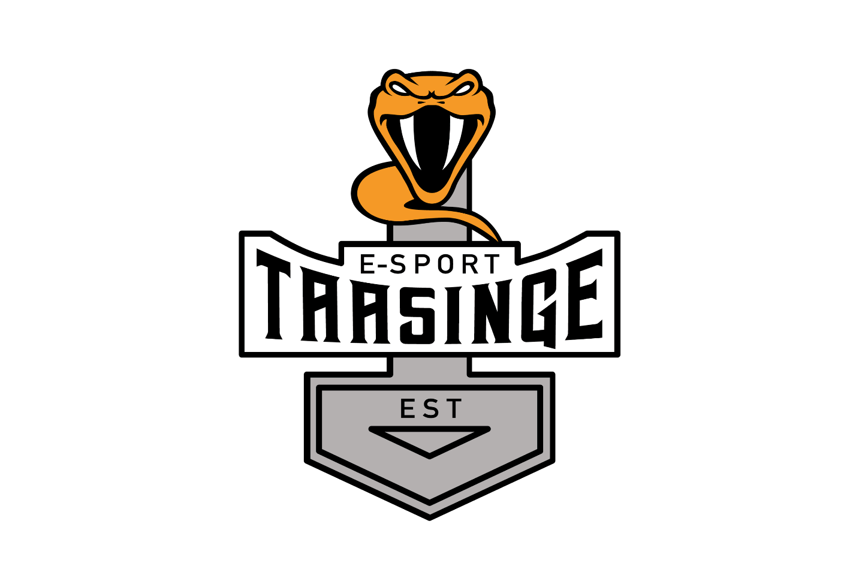Esport Taasinge logodesign