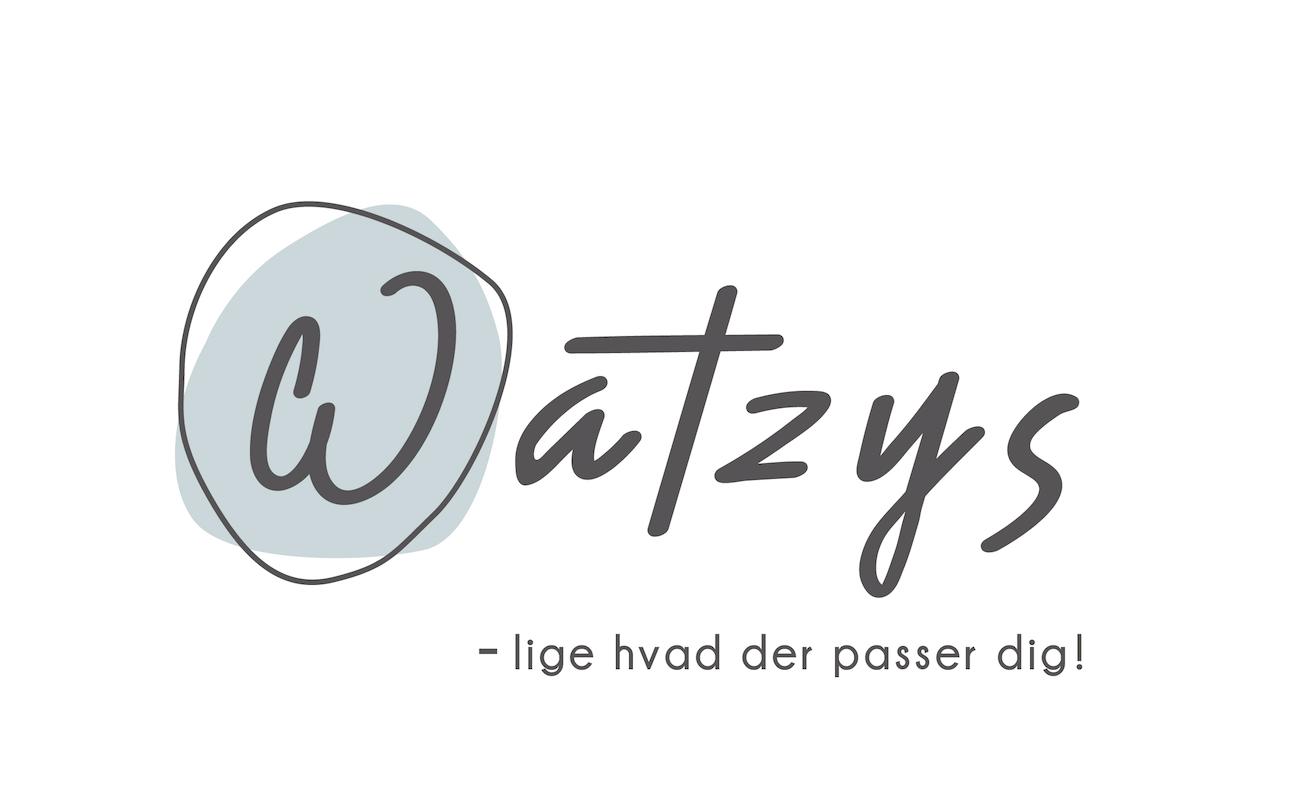 Watzys logodesign