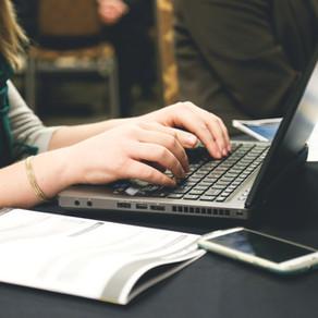 Skriv blogindlæg - og få mange af de gode besøgende p.g.a. god seo