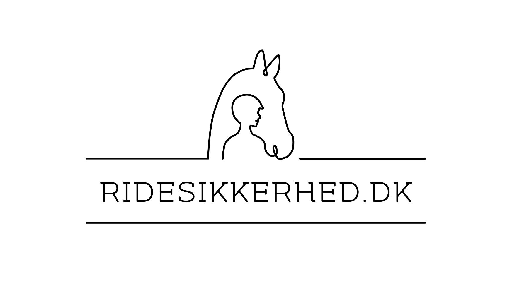 Ridesikkerhed.dk logodesign