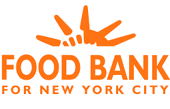 Food Bank New York Logo