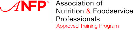 Association of Nutrition & Foodservice Professionals Logo