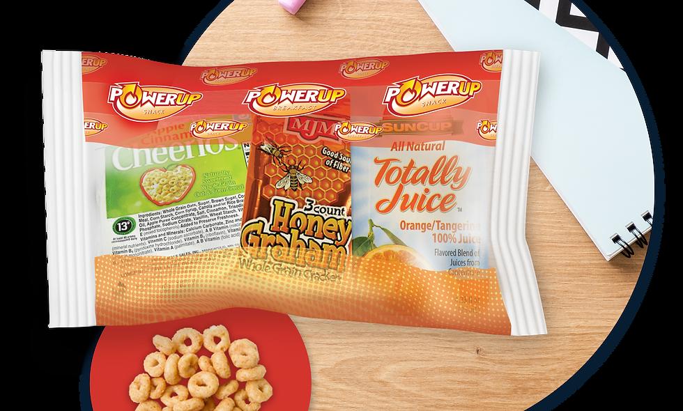 WG Apple Cinnamon Cheerios Meal Kit