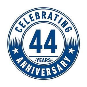 44 Year History