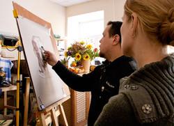 Курс рисунок для взрослых