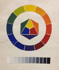 Урок цветоведения
