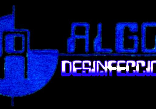 Desinfecciones ALGOM con TECNOECO