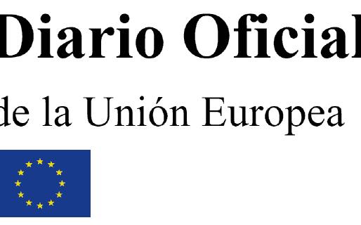 DOUE Diario Oficial de la Union Europea