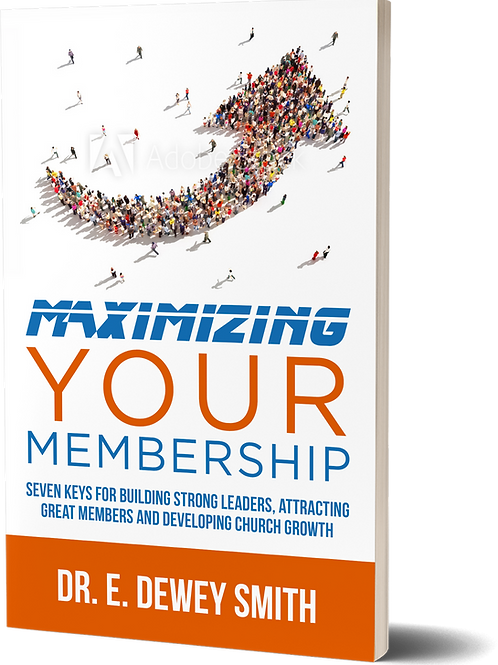Maximizing Your Membership Book & Workbook