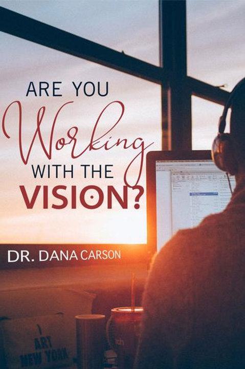 Are You Working With The Vision?