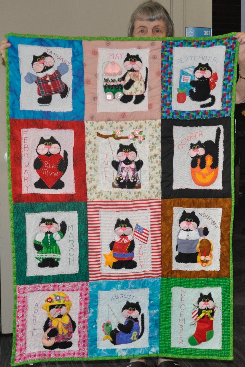 Applique Cats_Judith