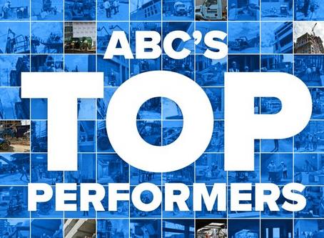 Eastern PA Members Make Top Performers List