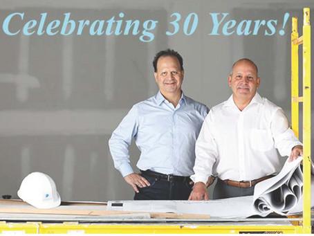 HC Pody Celebrates 30th Anniversary