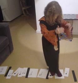 Rhythmus an Fasching (Marla,6),