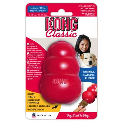 KONG Classic - Red