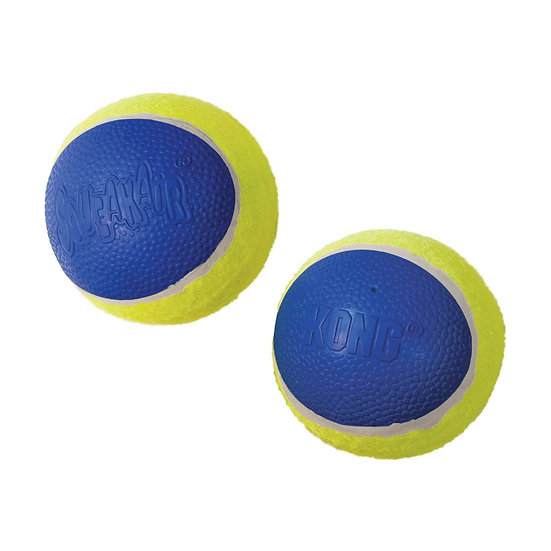 KONG SqueakAir Ultra Ball - Large 2 Pack