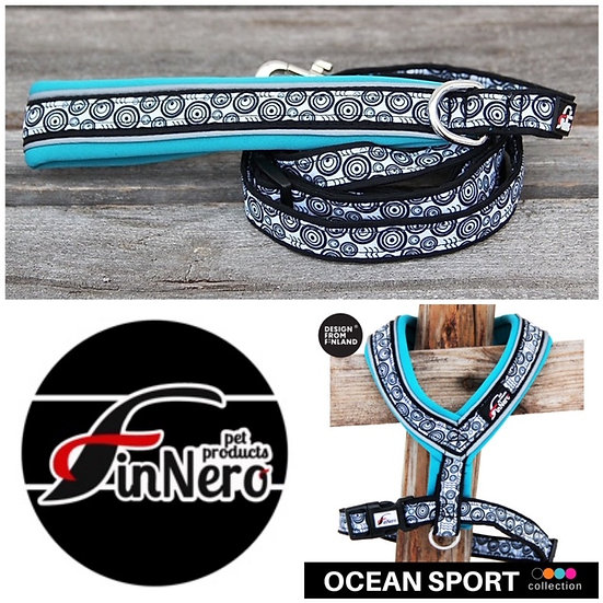FinNero Lead and Harness Bundle