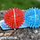Thumbnail: Gor Flex Squeaky Ball 9cm