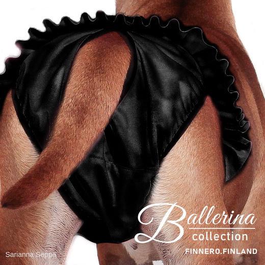 FinNero Ballerina Heat Pants - Medium