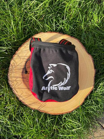 Arctic Wolf Trick & Treat Bag