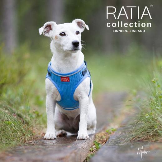 FinNero Ratia Mesh Vest Harness - Blue