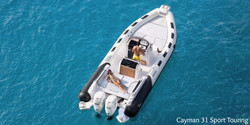 Cayman Line - 31 Sport Touring
