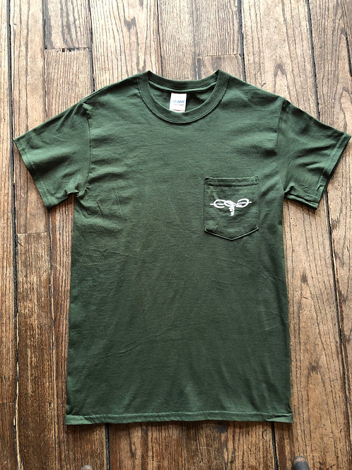 RITZ Classic Tee- Forest Green