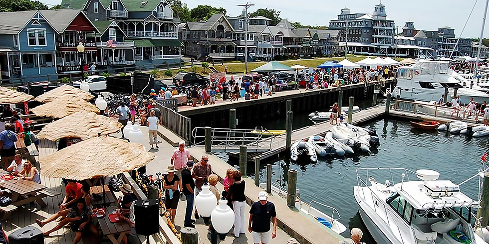 Harborfest - Cancelled due to Covid 19