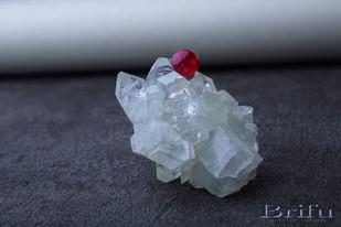 アポフィライト原石