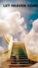 golden stairway to heaven background _ed