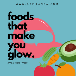 Foods To Glow Your Skin