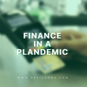 Finance In a Plandemic