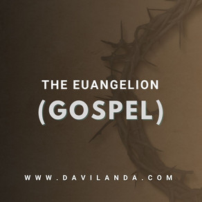 The 'Euangelion' (Gospel)
