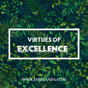 Virtues Of Excellence