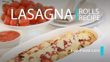 World's best Lasagna rolls recipe