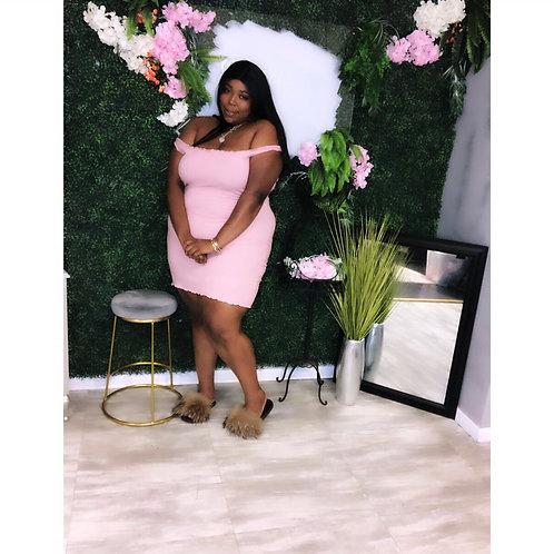 Missy Muave Dress