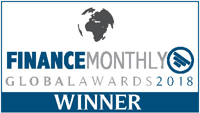 Finance Monthly Global Awards 2018 logo
