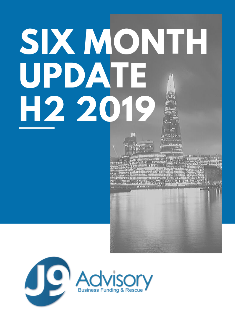 Six Month Update - H2 2019 front page