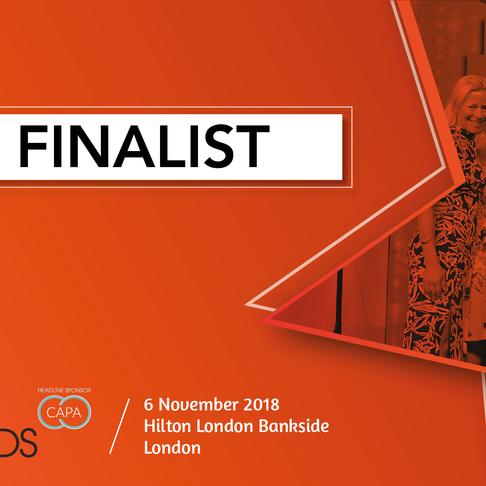 TRI Awards finalist 2018