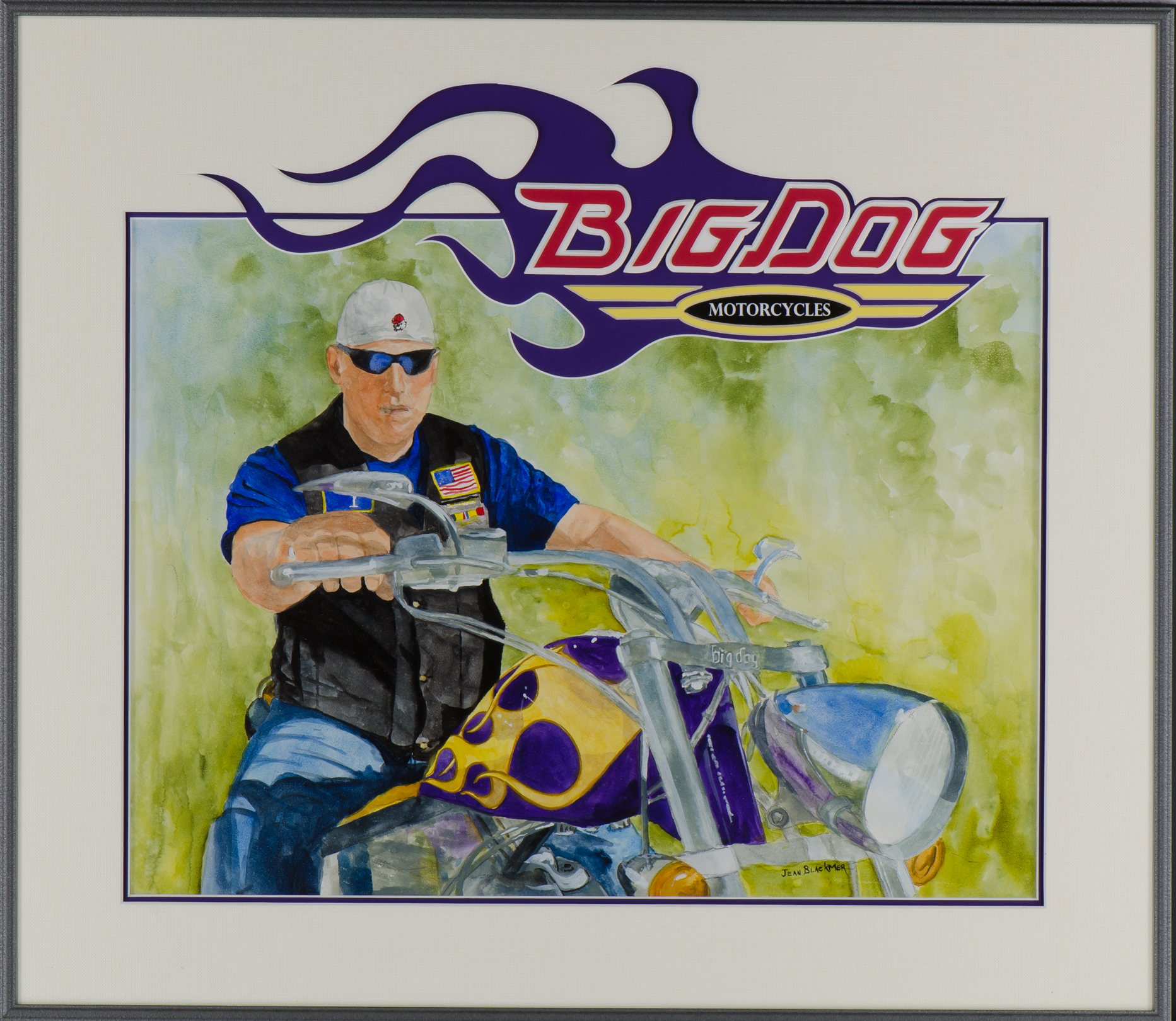 Big Dog Motorcylces