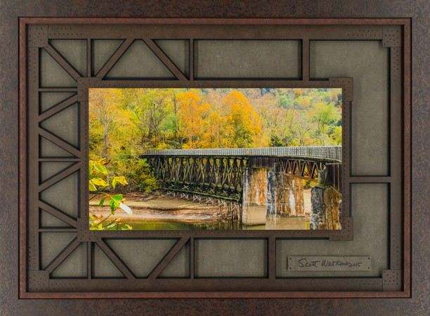 Virginia Creeper Trail Bridge