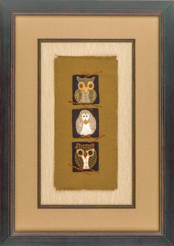 Three Owls are better than One