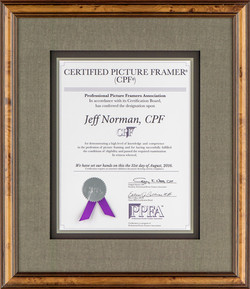 Jeff Norman, CPF