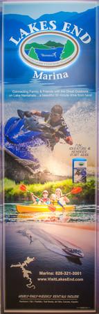 Lakes End Advertisment - Marina