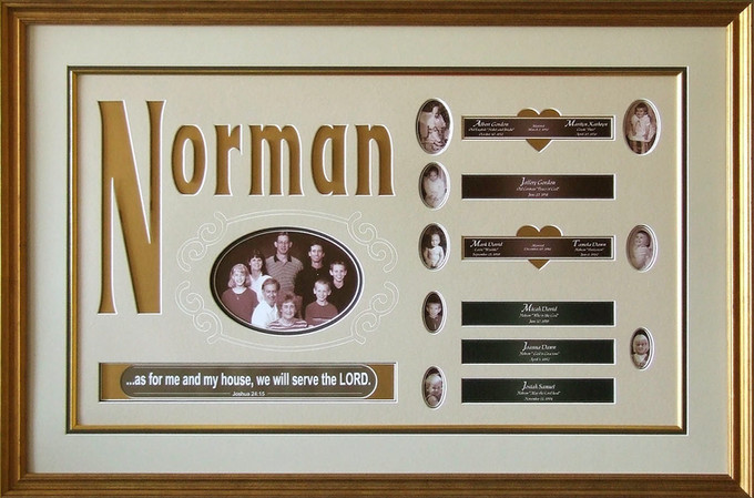 The Norman Family
