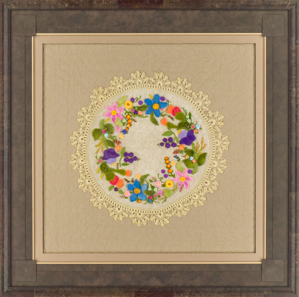 Quilt of Flowers
