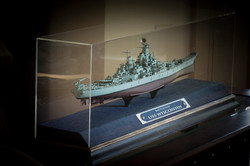 USS Wisconsin Battleship