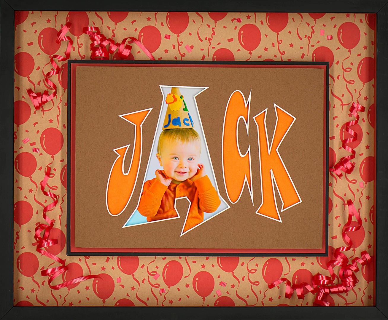 Jack's First Birthday
