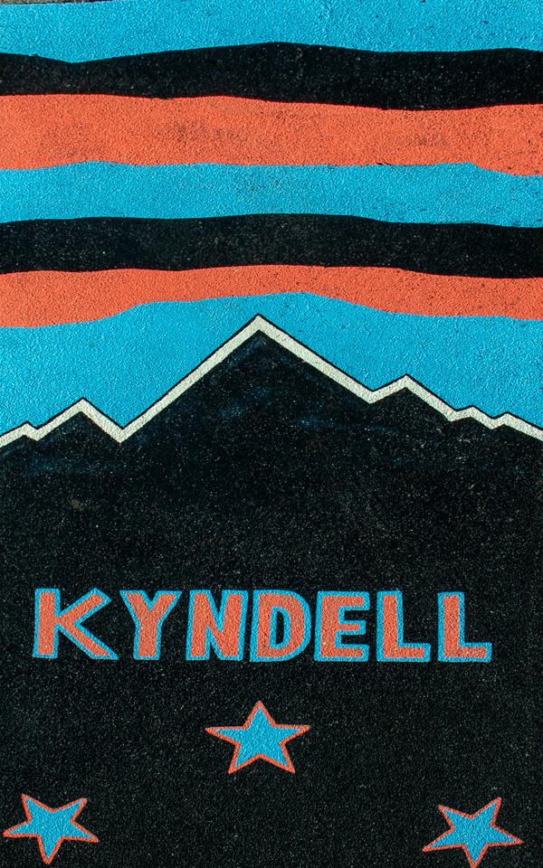Kyndell Burns 12
